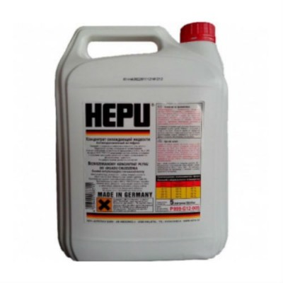 ANTIGEL HEPU ANTIFREEZE CONCENTRAT G12 5L