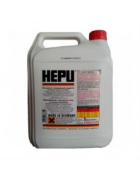 ANTIGEL HEPU ANTIFREEZE CONCENTRAT G12 5L - - Antigel