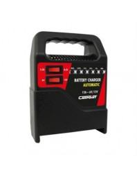 Incarcator acumulator auto Carpoint 6V/12V 2-12A redresor cu led de incarcare a bateriei - - Redresoare auto