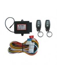 Modul Inchidere centralizata BENE cu telecomanda cu 3 butoane si modul confort - - Home