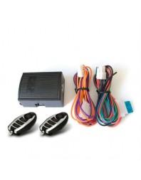 Modul Inchidere centralizata Keetec cu telecomanda cu 4 butoane RC Moto cu functie ridicare geamuri si deschidere portbagaj -...
