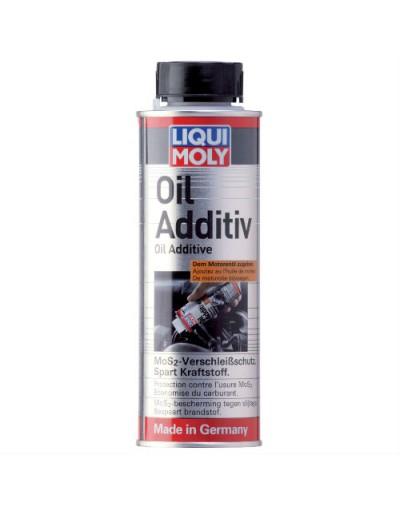 Aditiv ulei Liqui Moly, cu Mos2, 125 ml - Liqui Moly - Aditivi Auto