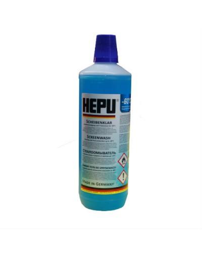 LICHID PARBRIZ IARNA HEPU 1L - Hepu - Lichid Parbriz