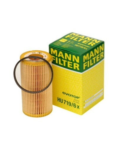 Filtru Ulei - Mann Filter - Home