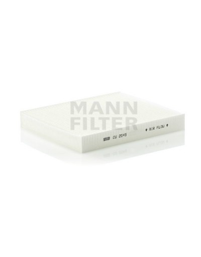Filtru Habitaclu - Mann Filter - Home