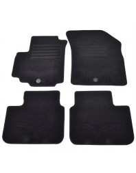 Covorase mocheta Suzuki Swift 2005-2010 Negre, set de 4 bucati - - SWIFT