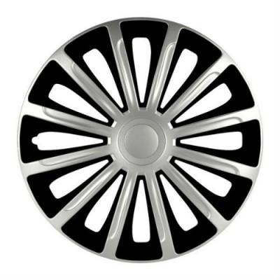 Set capace roti 13 inch Trend DC, Negru si Argintiu