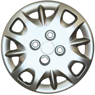 Set capace roti 13 inch, culoare Silver 13-110