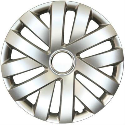 Set capace roti 15 inch, culoare Silver 15-315