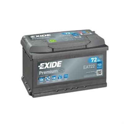 Acumulator EXIDE Premium 72Ah