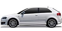 A3 + Cabriolet (8P) | 03-