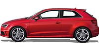 A3 + Cabriolet (8VA/8VS/8V7) | 12-