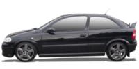 Astra G / Astra G Cabrio/Coupé | 98-09