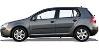 Golf V / Golf Plus (1K1, 1K5, AJ5, 5M1, 521) | 03-