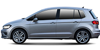 Golf Sportsvan (AM1) | 14-